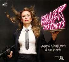 Sarah Maria Sun: Killer Instincts, CD