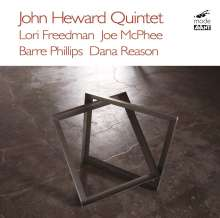 John Heward: Improvisations, CD