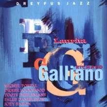 Richard Galliano (geb. 1950): Laurita, CD