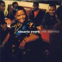 Césaria Évora (1941-2011): Cafe Atlantico, CD