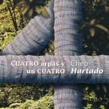 Cheo Hurtado: Cuatro Arpas Y Un Cuatro, CD