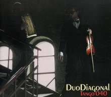 Duo Diagonal: Tango 040, CD