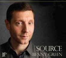 Benny Green (Piano) (geb. 1963): Source, CD