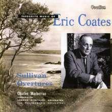 Eric Coates (1886-1957): Orchesterwerke - Favourite Music of Eric Coates, CD
