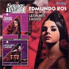 Edmundo Ros: Strings Latino / Latin Hits I Missed, CD