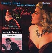 Stanley Black (1913-2002): Red Velvet / Music For Romance, CD