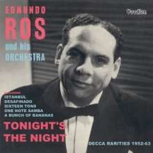 Edmundo Ros: Tonight's The Night, CD