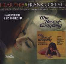 Frank Cordell & His Orchestra: The Best Of Everything & Hear This, CD