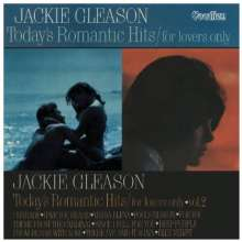 Jackie Gleason (1916-1987): Today's Romantic Hits For Lovers Only Vol. 1 & 2, CD