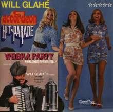 Will Glahé: Wodka Party / Accordeon Hit-Parade, CD