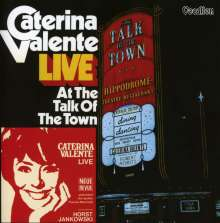 Caterina Valente: Live At The Talk Of The Town, 2 CDs