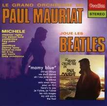 Paul Mauriat: Paul Mauriat Plays The Beatles / Mamy Blue, CD