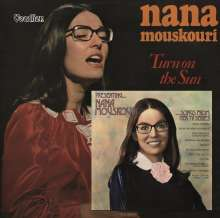 Nana Mouskouri: Songs From Her TV Series / Turn On The Sun, CD