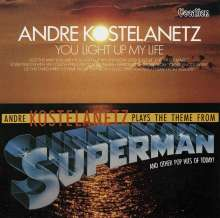 André Kostelanetz: Filmmusik: You Light Up / Plays The Theme From Superman, 2 CDs
