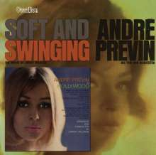 Andre Previn (1929-2019): In Hollywood / Soft And Swinging, CD