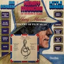 Henry Mancini (1924-1994): Big Screen-Little Screen & A Concert Of Film Music, CD