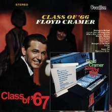 Floyd Cramer: Class Of '66 / Class Of '67, CD