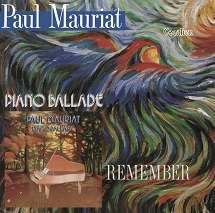 Paul Mauriat: Piano Ballade, CD
