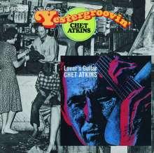 Chet Atkins: Yestergroovin / Lover's Guitar, CD