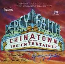 Percy Faith (1908-1976): Filmmusik: Chinatown & Love Theme From Romeo & Juliet, Super Audio CD