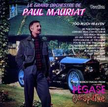 Paul Mauriat: Too Much Heaven & Bonus Tracks, CD