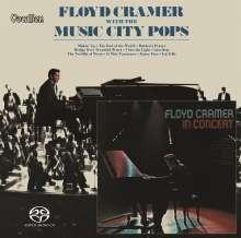Floyd Cramer: Floyd Cramer With The Music City Pops / In Concert, Super Audio CD