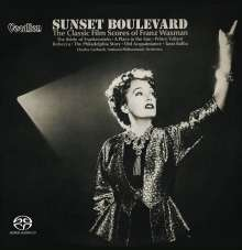 Filmmusik: Sunset Boulevard: The Classic Film Scores Of Franz Waxman, SACD