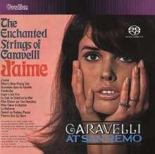 Caravelli: Caravelli At San Remo / J'Aime, Super Audio CD