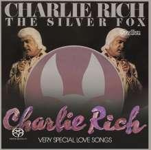 Charlie Rich: Silver Fox / Very Special Love Songs, SACD