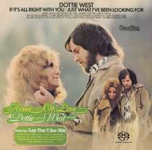 Dottie West: House Of Love / If It's All Right With You, Super Audio CD
