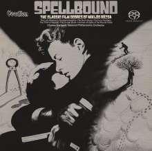 Filmmusik: Spellbound: The Classic Film Scores Of Miklós Rózsa, SACD