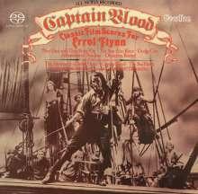 Filmmusik: Captain Blood: Classic Film Scores For Errol Flynn, SACD