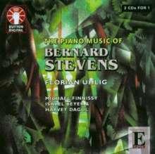 Bernard George Stevens (1916-1983): Klavierwerke, 2 CDs