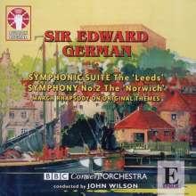 Edward German (1862-1936): Symphonie Nr.2, CD