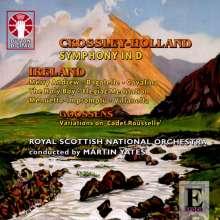 Peter Crossley-Holland (1916-2001): Symphonie D-Dur, CD