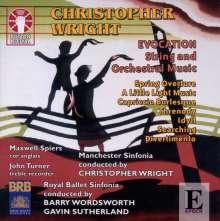 Christopher Wright (geb. 1954): Orchesterwerke, CD