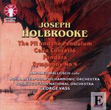 Joseph Holbrooke (1878-1958): Symphonie Nr.4, CD