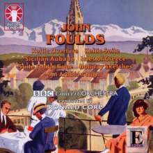 John Foulds (1880-1939): Keltic Suite op.29, CD