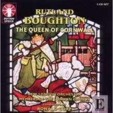 Rutland Boughton (1878-1960): The Queen of Cornwall, 2 CDs