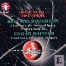 Rutland Boughton (1878-1960): Orchesterwerke, CD