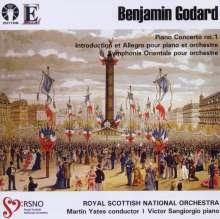 Benjamin Godard (1849-1895): Symphonie Orientale, CD