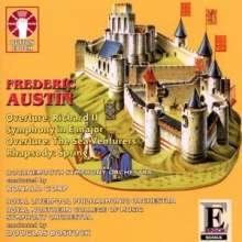 Frederic Austin (1872-1952): Orchesterwerke, CD
