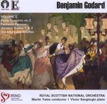 Benjamin Godard (1849-1895): Klavierkonzert Nr.2, CD