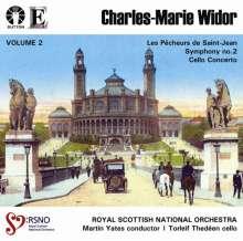 Charles-Marie Widor (1844-1937): Symphonie Nr.2 A-Dur op.54, CD