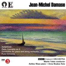 Jean-Michel Damase (1928-2013): Symphonie, CD