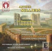 Arthur Sullivan (1842-1900): On Shore and Sea (Dramatische Kantate), CD