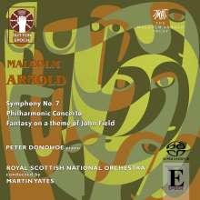 Malcolm Arnold (1921-2006): Symphonie Nr.7, Super Audio CD