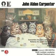 John Alden Carpenter (1876-1951): Concertino für Klavier & Orchester, CD