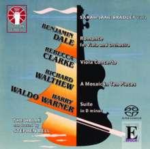 Rebecca Clarke (1886-1979): Violakonzert (nach der Sonate für Viola & Klavier), SACD