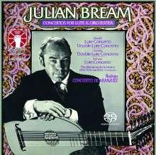 Julian Bream - Concertos for Lute & Orchestra, Super Audio CD